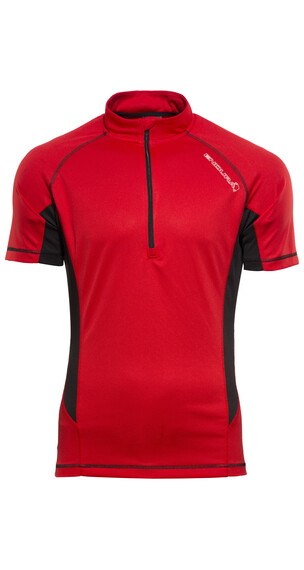 Endura Cairn  - Maillot manches courtes Homme - rouge